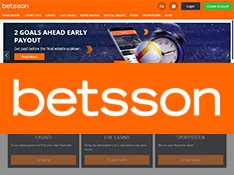 Betsson: Welcome Bonus 100% up to €125!