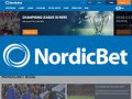 NordicBet: 10 euro free bet when you sign up!