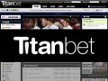 TitanBet: Join now and get €25 in free bets!